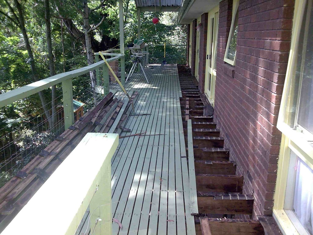 Melbourne Deck Builders Dandenong Ranges
