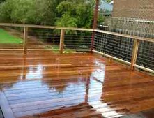 Timber Steps & Timber Handrail Builders Melbourne