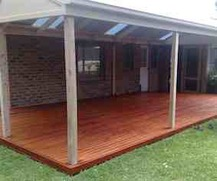 Timber Verandah Roofs & Timber Pergolas Melbourne