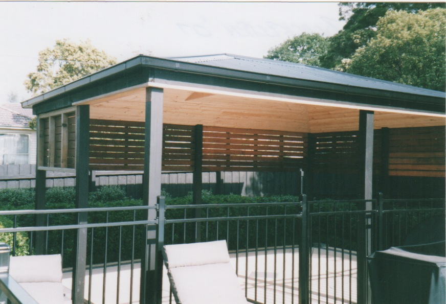 Melbourne Deck Builders - Gazebo