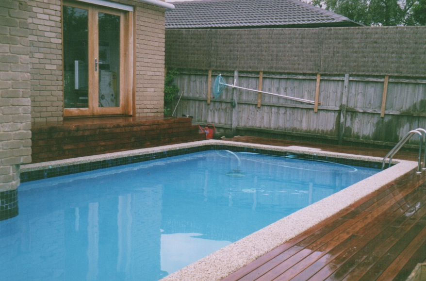 Pool Deck Builders Melbourne